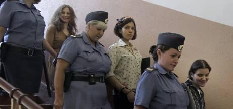 Une députée britannique au procès de Pussy Riot