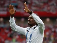 Bondscoach Aliou Cissé van Senegal een verademing: swagger aan de zijlijn
