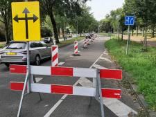 Burg. Schneiderlaan in Roosendaal niet vóór 2026 aan de beurt voor opknapbeurt