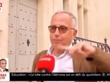 """""""On va peut-être s'arrêter là"""": Fabrice Luchini menace de quitter le direct de CNews"""
