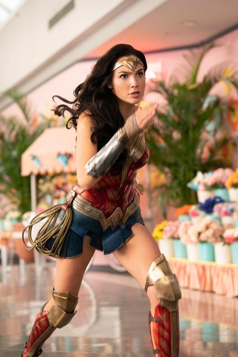 Gal Gadot als Wonder Woman. Beeld