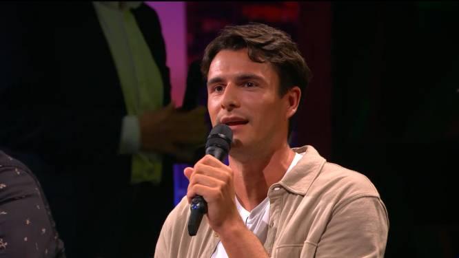 Conner Rousseau zingt Samson-klassieker 'In De Disco'