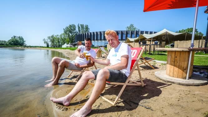 """Volbloed Zomergemnaar Michael Lataire lokt je naar het meer in Zuienkerke: """"Cocktails drinken met voeten in het water"""""""