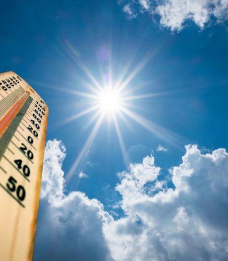 La vague de chaleur déferle sur la Belgique