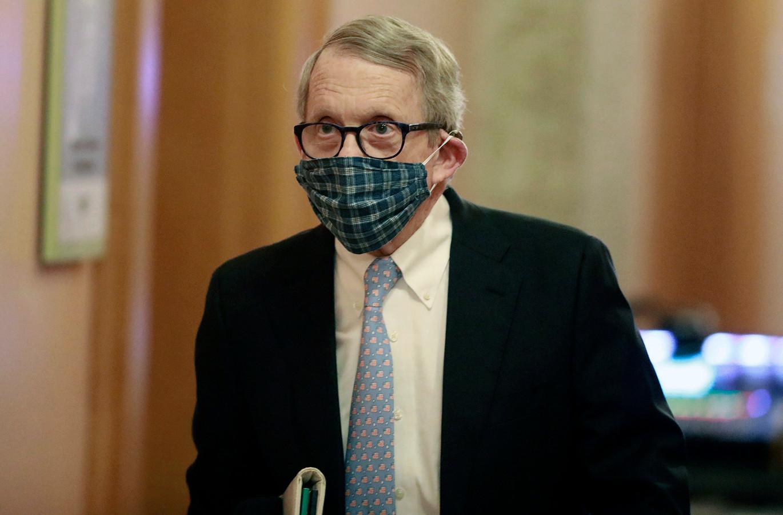 De gouverneur van Ohio, Mike DeWine
