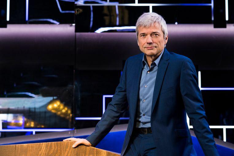 'Nachtwacht' met Jan Leyers is terug: Kan corona het klimaat redden? Beeld VRT