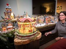 Eindhovense staat in finale NK kerstdorpen bouwen