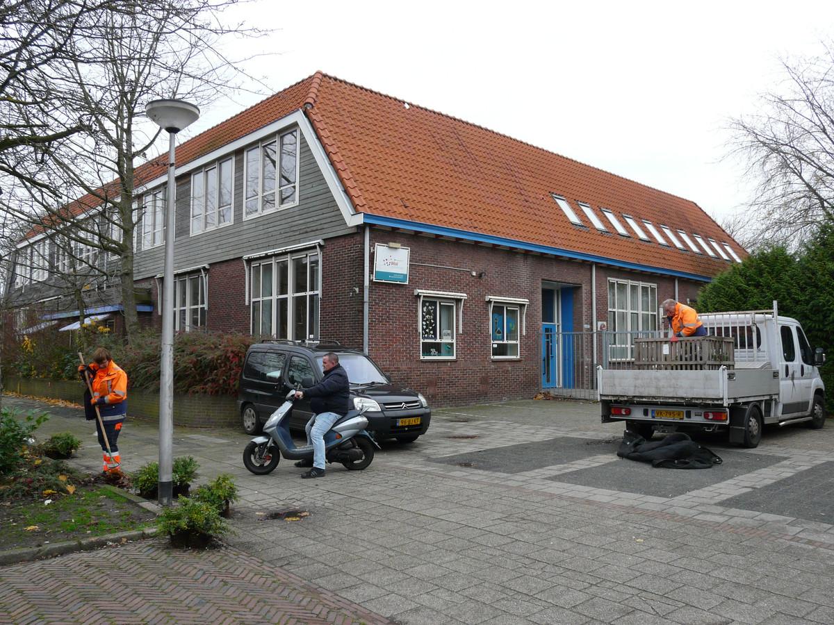 De voormalige Bilalschool aan de Miereveldstraat in het Leusderkwartier.