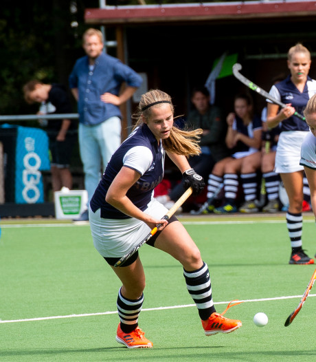 Tielse hockeysters nemen koppositie over
