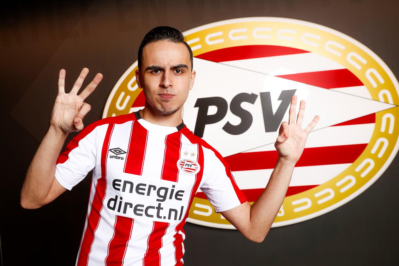 Ali Riza Aygün, e-sporter van PSV.