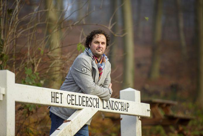 Erik Haverkort stond op plek 40 van de kandidatenlijst van de VVD voor deze Tweede Kamerverkiezingen.