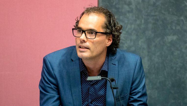 Wethouder Laurens Ivens: 'Met de oude afspraak gaan we het niet redden' Beeld ANP