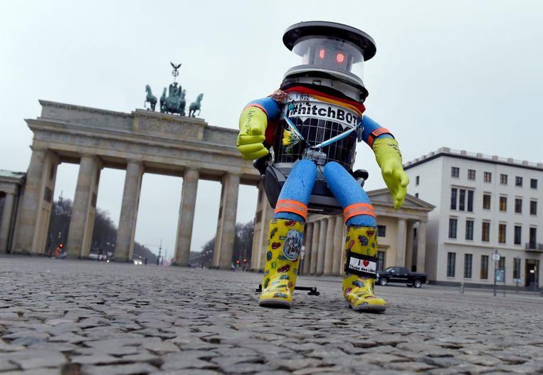 In Berlijn Beeld anp