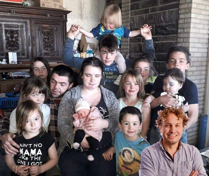 Een groot gezin (zoals het Belgisch 'elftal') kan zeker warm en liefdevol zijn, denkt columnist Niels Herijgens. Maar zoiets is niet alleen een particuliere keuze, het raakt ook de maatschappij.