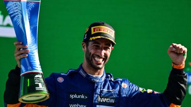 Ricciardo mag als beloning in iconische Nascar-auto rijden