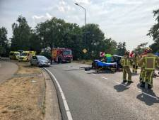 Twee gewonden bij ongeluk op Leenderweg in Heeze