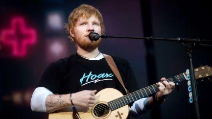 Ed Sheeran blijkt familie van bekende maffiabaas