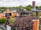 'Eemplein ging op Koningsdag dicht om te voorkomen dat mensen verdrukt raakten'