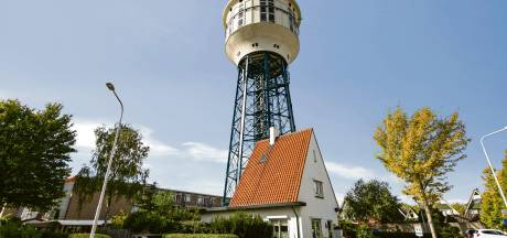 Goese watertoren huisvest binnenkort z'n eerste bewoners, maar penthouse is nog vrij