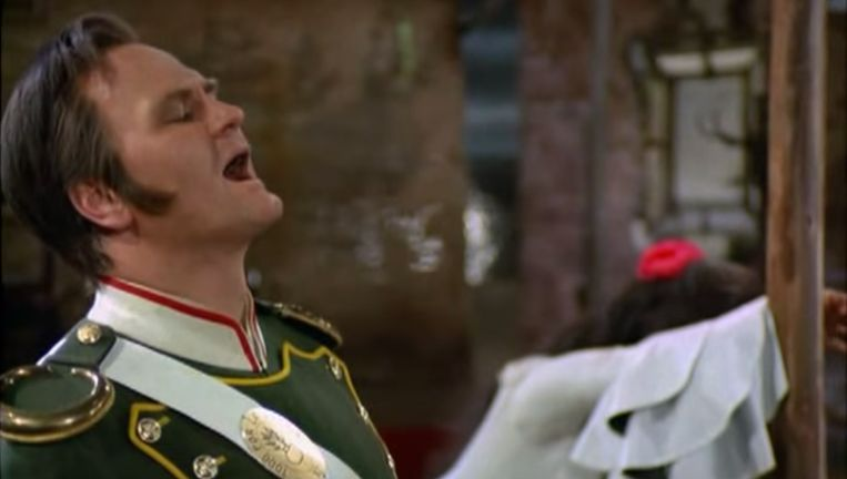 Jon Vickers als Don José in de opera Carmen. Beeld Screenshot Youtube