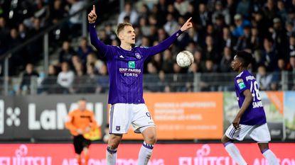 VIDEO: Anderlecht boekt eerste zege in play-off 1