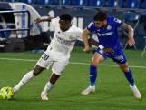 Real Madrid laat dure punten liggen bij Getafe