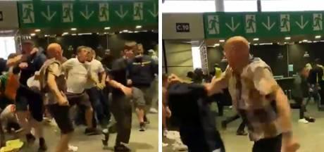 Des scènes de violence dans les couloirs de Wembley en marge de la finale Italie-Angleterre