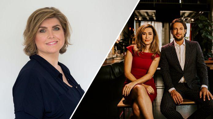 Tv-recensent Angela de Jong over de nieuwe talkshow De Vooravond.
