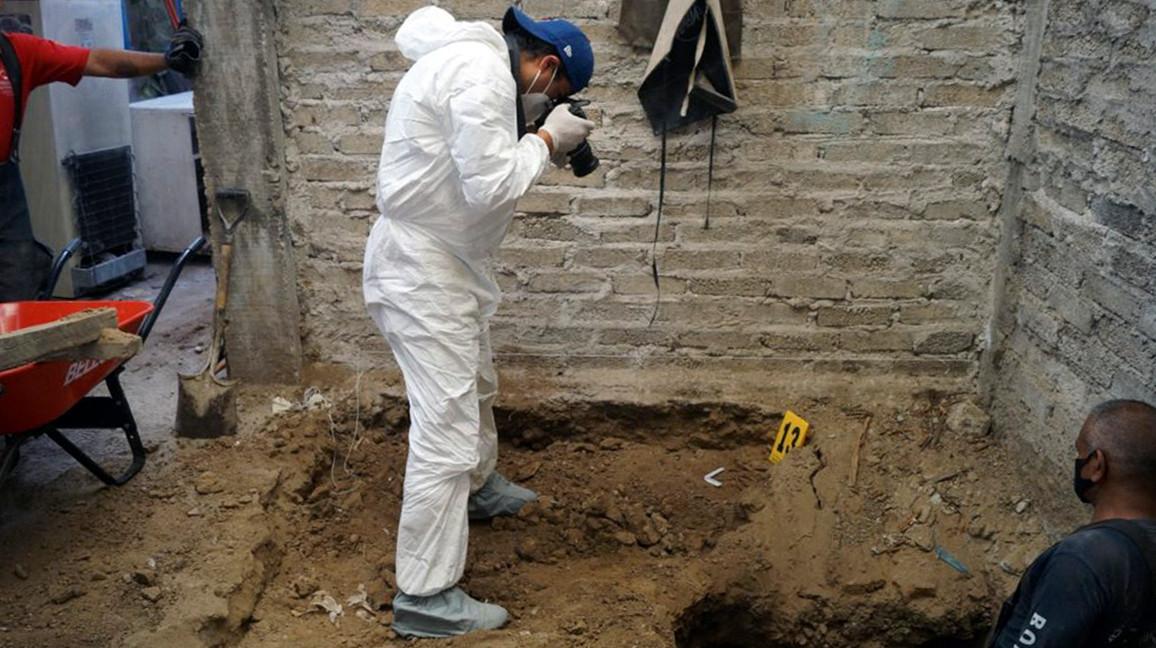 Er werden meer dan 3.700 botfragmenten gevonden.