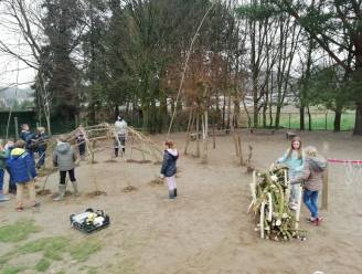 """Groene speelplaats verdringt alsmaar vaker grijze vlakte: """"Kinderen hebben nood aan natuur"""""""