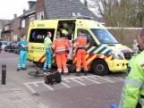Mountainbiker met spoed naar ziekenhuis na botsing met auto in Dongen