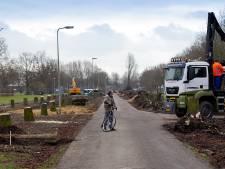 Groen maakt plaats voor extra parkeerplaats aan De Bijlen
