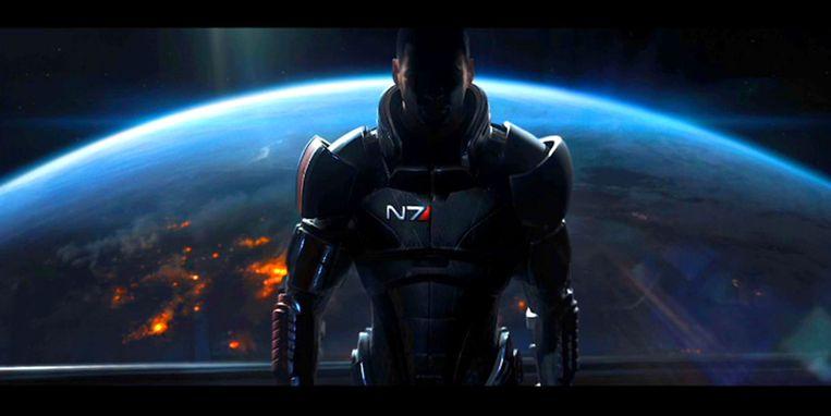 Mass Effect 3 Beeld