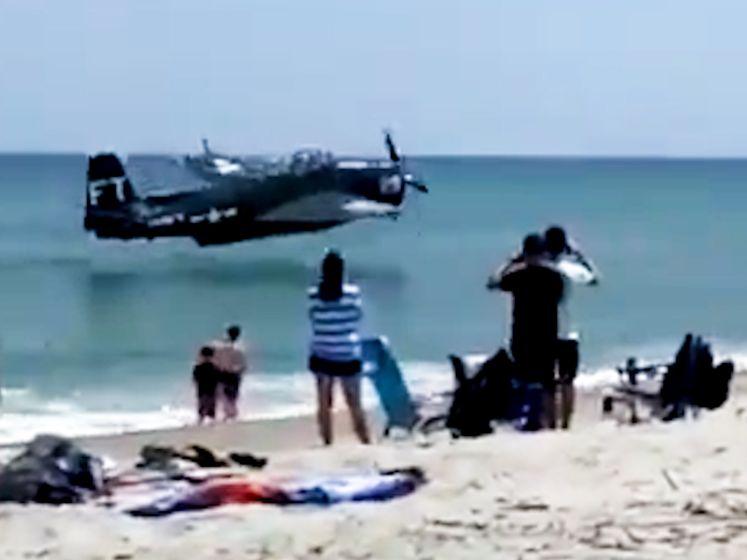 Bommenwerper uit Tweede Wereldoorlog doet 'bommeke' in zee