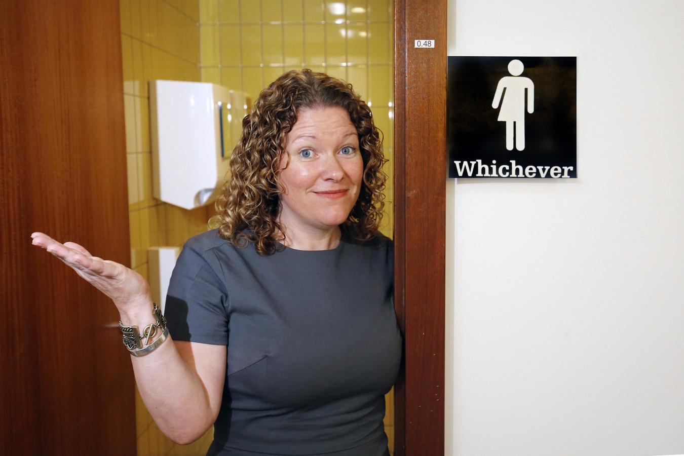 Gemeente Utrecht krijgt genderneutrale toiletten | Foto ...