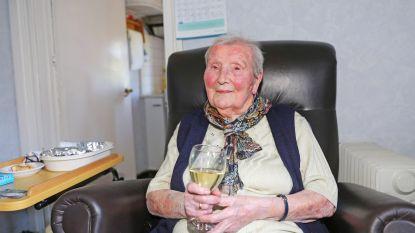 Ambrosine De Pauw viert 108ste verjaardag (en is daarmee oudste inwoner van Pajottenland)