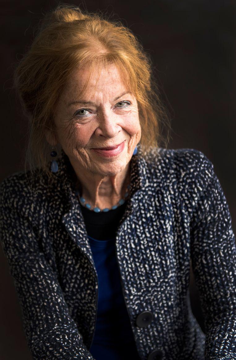 Sonja Barend. Beeld Sacha de Boer