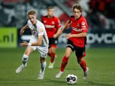 Door NAC verhuurde Jordan van der Gaag voorspelt: 'Mijn vader en NAC gaan winnen'