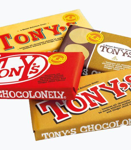 Tony's sort des tablettes de chocolat copiées sur la concurrence pour une bonne raison