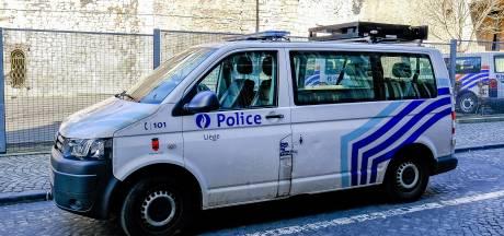 La police de Liège met fin à un rassemblement de 200 à 300 personnes