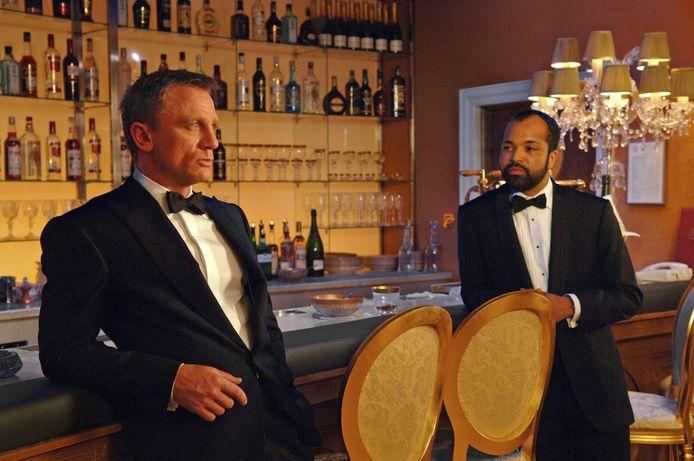 """Daniel Craig a joué pour la première fois 007 dans """"Casino Royale"""" en 2006."""
