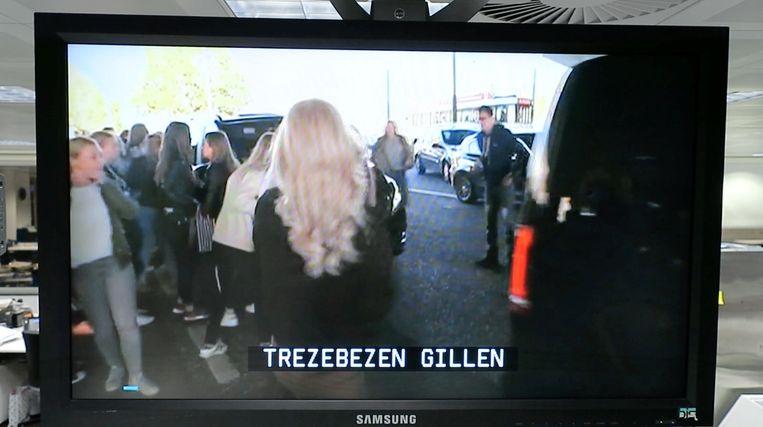 De ondertiteling bij Beliebers: 'Trezebezen.' Beeld VRT