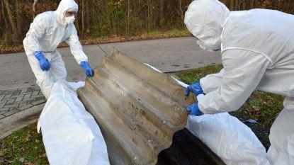 Ongerustheid bij bewoners Leurshoek over asbestvervuiling bij afbraakwerken