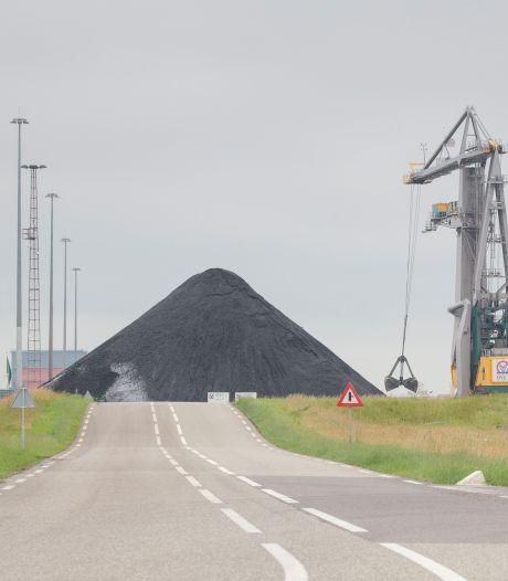 Thermisch gereinigde grond kan niet weg uit Vlissingen-Oost, dwang blijkt lastig