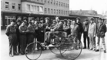 Unieke brandglasramen en replica van eerste Benz-motor te bewonderen op Erfgoeddag