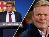 Koeman ontslagen bij Barca: 'Laporta schijnt woedend geweest te zijn'