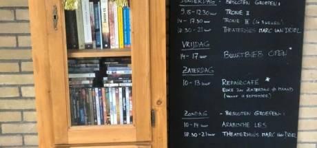 Bibliotheken zijn dicht, maar in Baarn kun je nog wél in boeken snuffelen