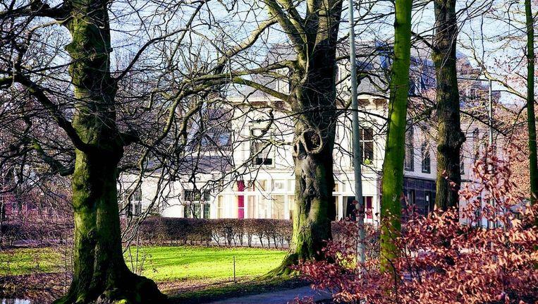 Opvoedingscentrum Don Bosco in Rijswijk waar de inmiddels overleden pater Jan een aantal jongens misbruikte. FOTO © WERRY CRONE, HOLLANDSE HOOGTE Beeld