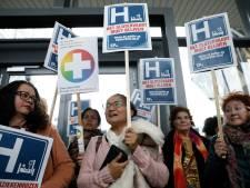 'Interesse van 10 partijen voor ziekenhuizen'