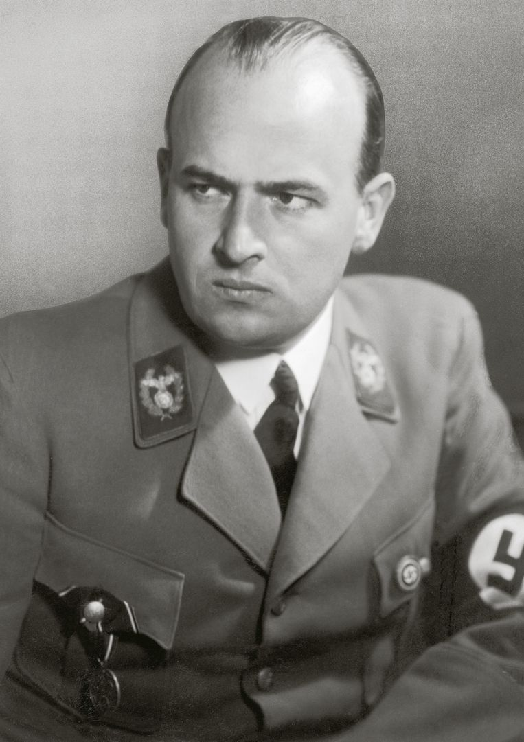 Dr. Hans Frank (1900-1946). Beeld Getty Images